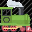 locomotive, railroad, railway, train icon