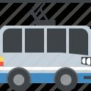 railway, tram, tramway, trolleycar icon