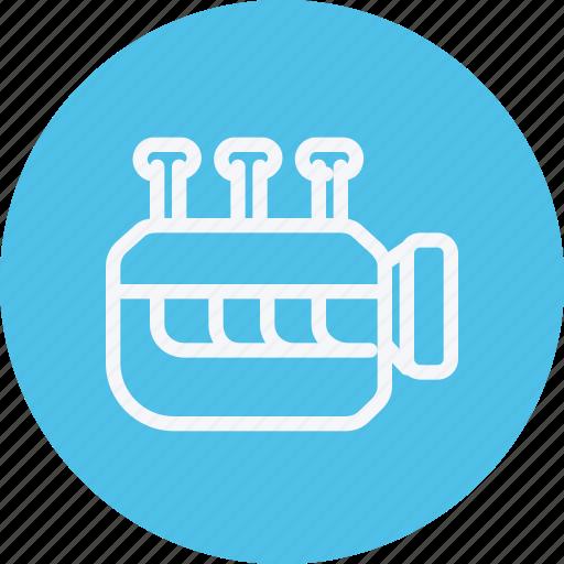 auto, automobile, car, engine, service, transport, vehicle icon