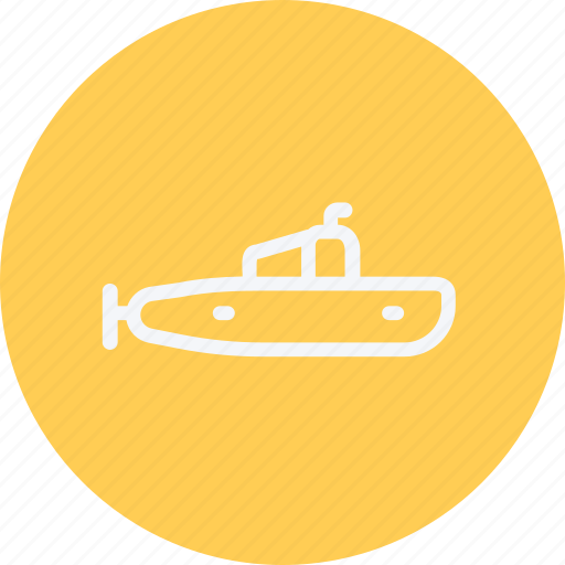 heavy, submarine, transport, transportation, underwater, vehicle icon