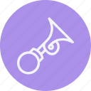 horn, instrument, multimedia, play, sound, speaker, volume icon