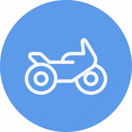 bike, motor, motorbike, motorcycle, transport, travel, vehicle icon