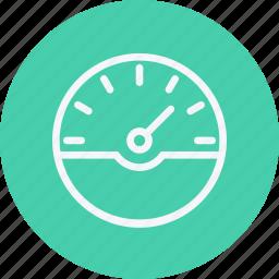 analysis, dashboard, meter, performance, pressure, speed, speedometer icon