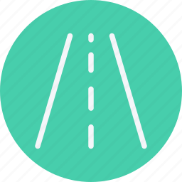 direction, road, street, traffic, transport, travel, vehicle icon