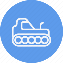 building, construction, road, roler, transportation, vehicle, work icon