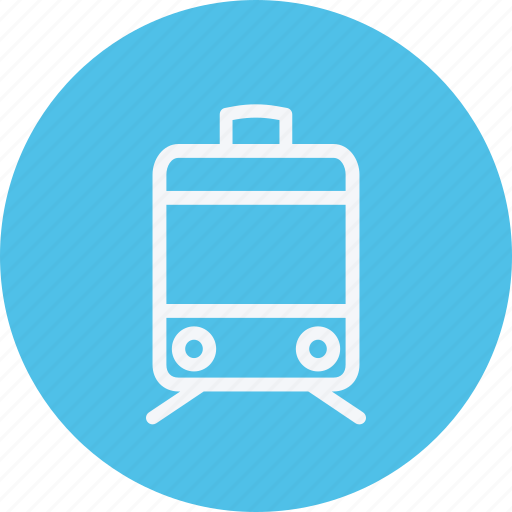 metro, rail, railway, shuttle, train, tramway, vehicle icon