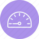 car, dashboard, meter, speed, speedometer, transport, vehicle icon