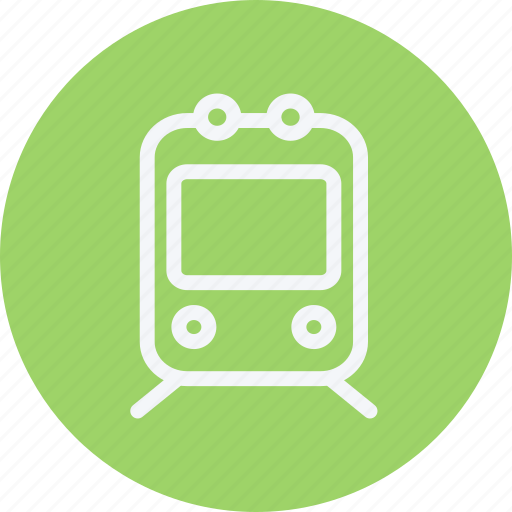 locomotive, public, subway, train, transport, transportation, vehicle icon