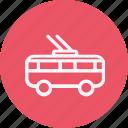electric, public, rail, tram, tramway, transport, vehicle