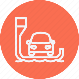 automobile, car, delivery, service, transport, transportation, vehicle icon