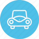car, transport, transportation, travel, vacation, vehicle, vintage icon