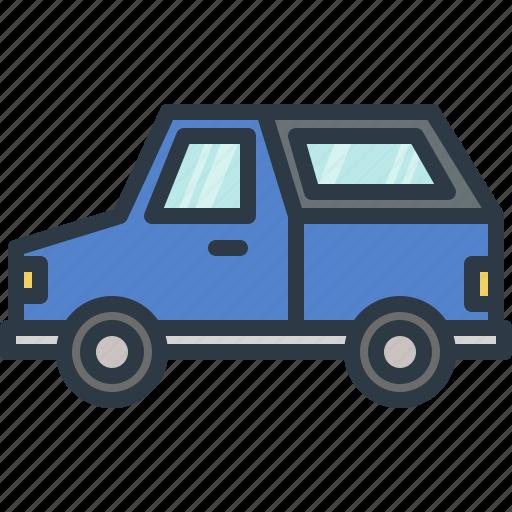 automobile, car, suv, transport, transportation, travel, vehicle icon