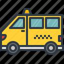car, delivery, taxi, tourism, transport, travel, van