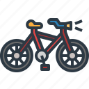 bicycle, bike, city, cycling, transport, transportation icon