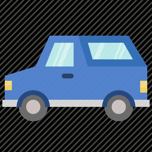 automobile, car, delivery, suv, transport, transportation, travel icon