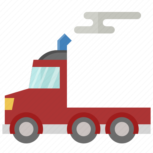 automobile, car, delivery, logistic, transport, transportation, truck icon