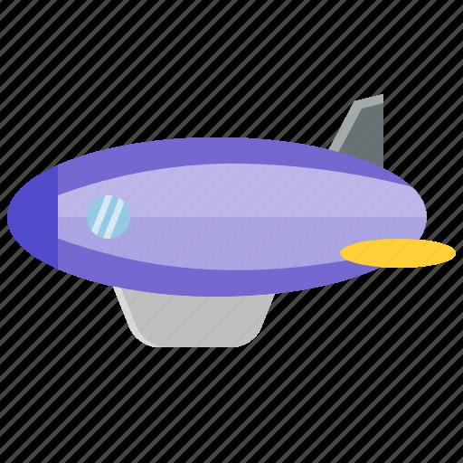 balloon, dirigible, tourism, transport, transportation, travel icon
