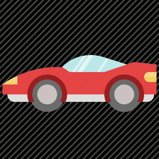 car, luxury, racing, speed, supercar, transport, transportation icon