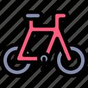 bicycle, transport, transportation, vehicle icon