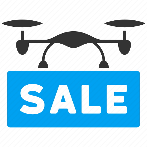 airdrone shop, banner, drone, promotion, sale off, shopping, special offer icon