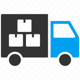 business, cargo, delivery, logistic, logistics, shipping, transportation icon