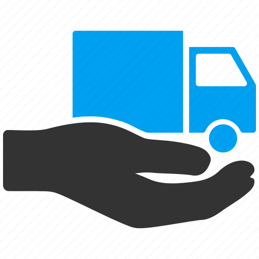 deliver, delivery, hand, shipment, shipping, transport, transportation icon