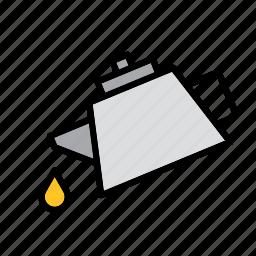 auto, automobile, car, garage, oil, oil change, repair shop icon