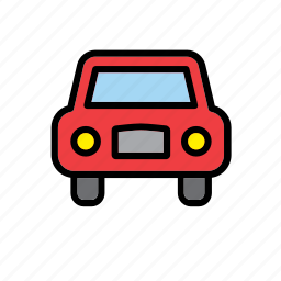 auto, automobile, car, garage, repair shop, transport, vehicle icon
