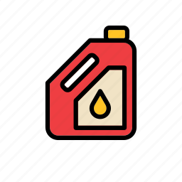 auto, car, garage, hydraulic, oil, repair shop icon