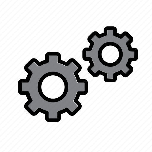 cog, cogwheel, engine, gear icon