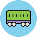 bus, public transport, public vehicle, transport, travel, vehicle icon