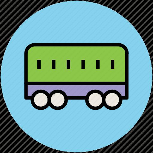 bus, public transport, public vehicle, transport, travel, vehicle icon