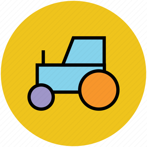 construction, forklift, lifter, shipping, transport, vehicle icon