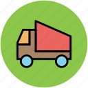 delivery, delivery van, sedan delivery, transport, van, vehicle icon