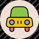 automobile, car, compact car, transport, vehicle icon