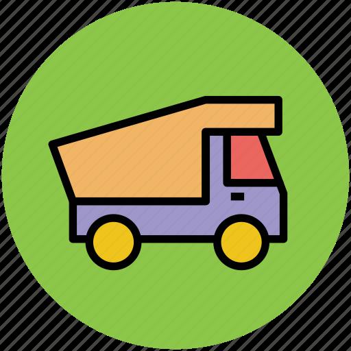 delivery van, double cab, pickup, transit, transport, truck, van, vehicle icon
