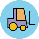 car, electric, golf car, golf cart icon