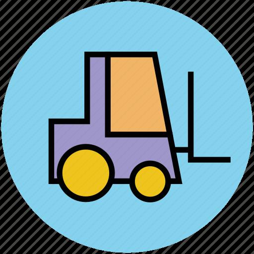 car, electric, golf car, golf cart icon