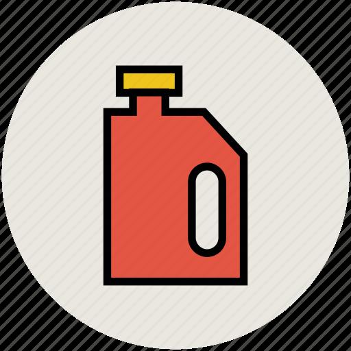 fuel gallon, motor oil bottle, oil bottle, oil gallon icon
