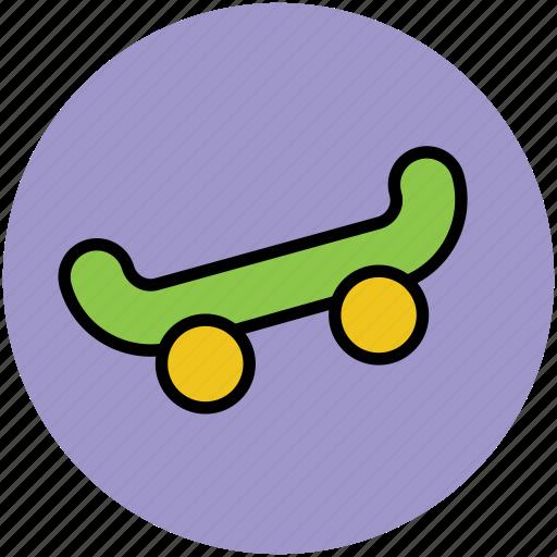 skateboard, skates, skating, sports icon