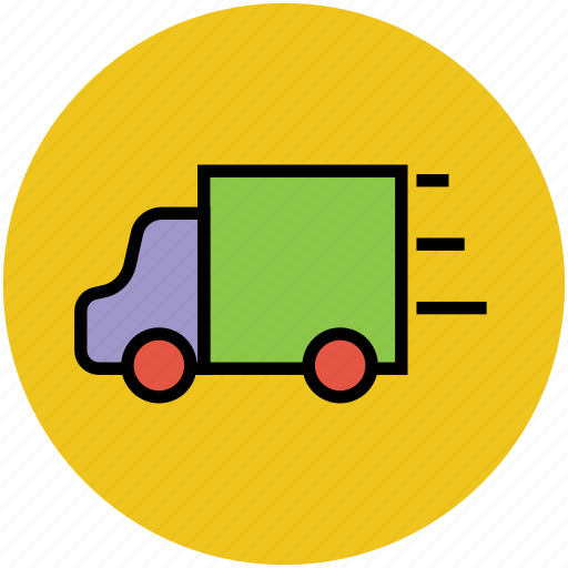 delivery van, mini van, public van, transport, van, vehicle icon