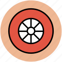 car wheel, tire, transport, truck wheel, wheel icon