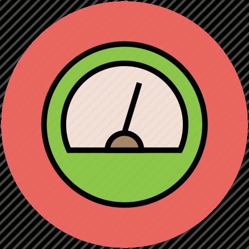 gauge, measure, measurement, meter, performance, speed, speed meter icon