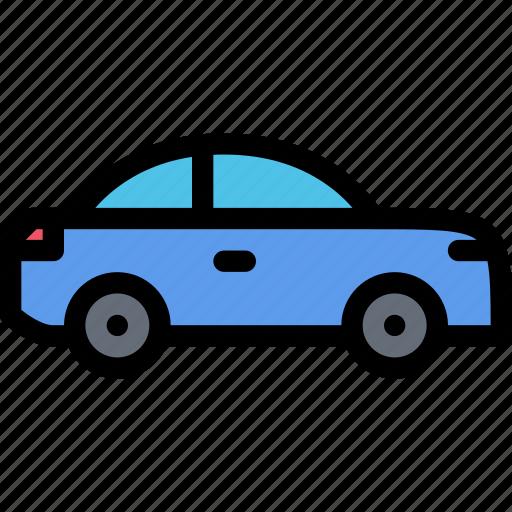 car, logistics, machine, transport, transportation icon