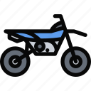 bike, car, logistics, machine, mountain, transport, transportation icon