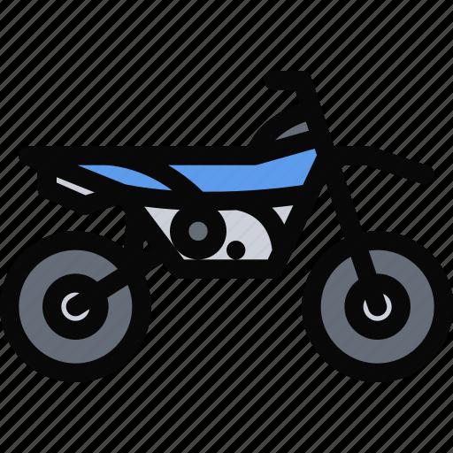 bike, car, logistics, machine, mountain, transport, transportation icon