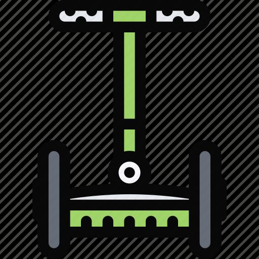 car, logistics, machine, segway, transport, transportation icon