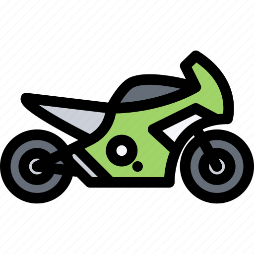 bike, car, logistics, machine, sport, transport, transportation icon