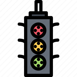 car, light, logistics, machine, traffic, transport, transportation icon