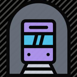 car, logistics, machine, train, transport, transportation icon